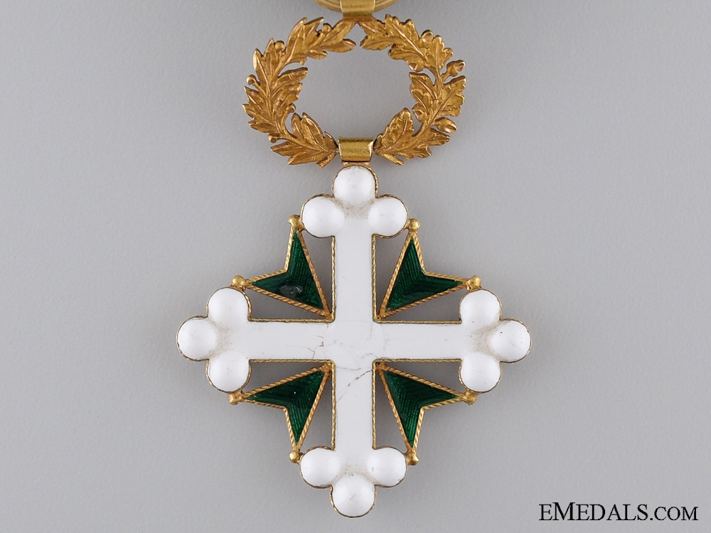 An Order of St. Maurice and St. Lazarus c.1850