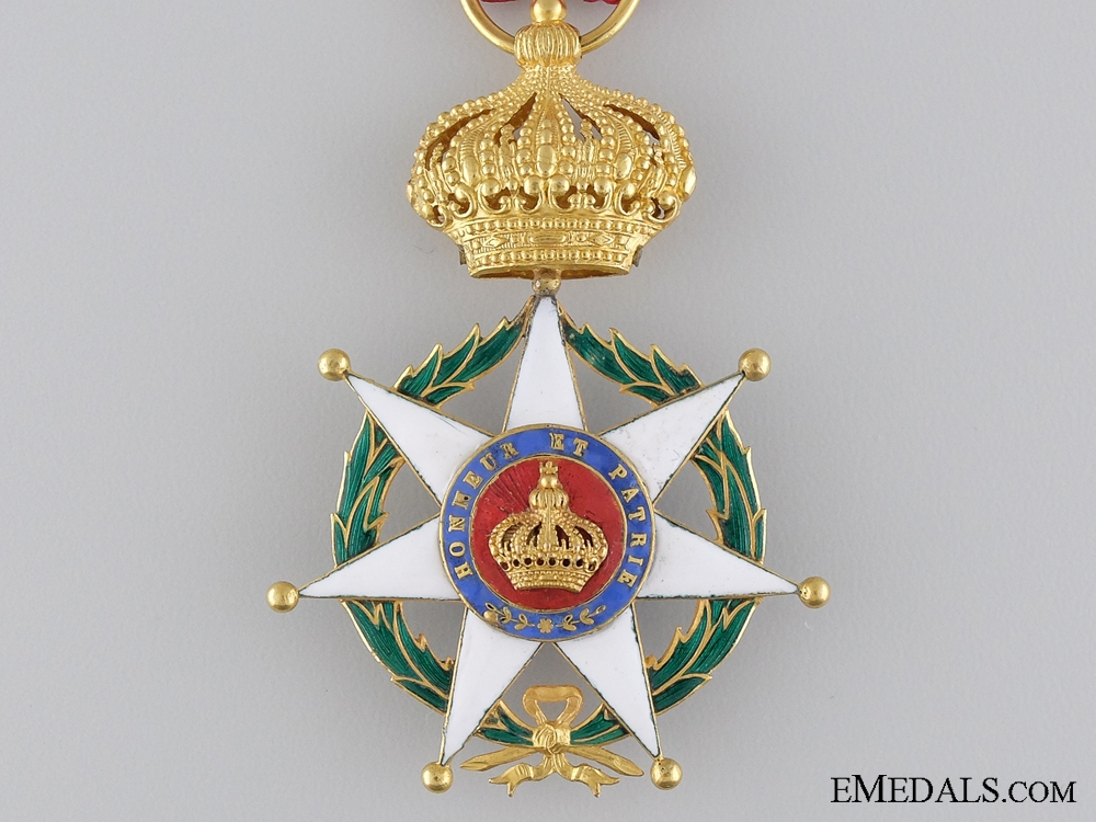 A 1849 Haitian Legion of Honor; Officer in Gold