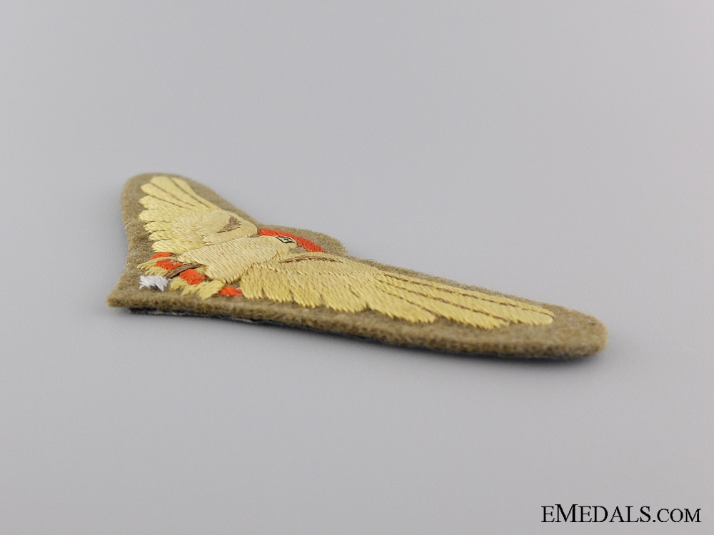 A Second War Imperial Japanese Army Paratrooper Badge