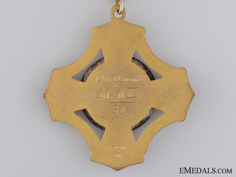 An Unusual and Impressive Third Reich Shooting Award