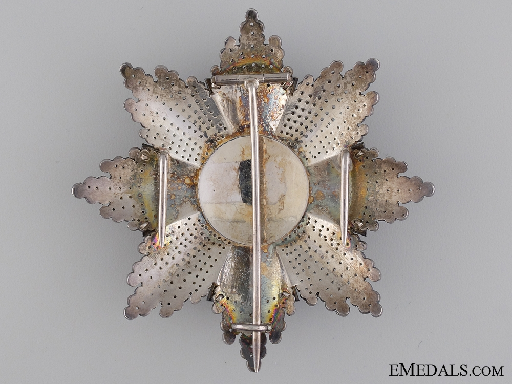 A Bavarian Royal Merit Order of St. Michael; First Class