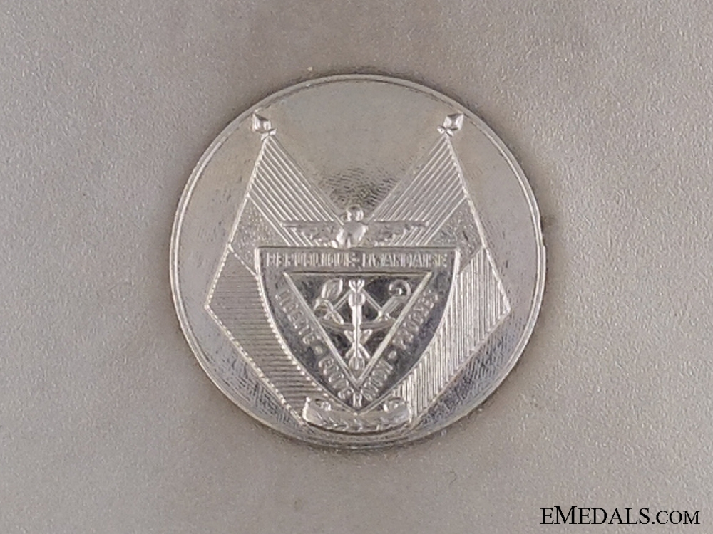 The Order of Peace of Rwanda; Grand Officer Breast Star