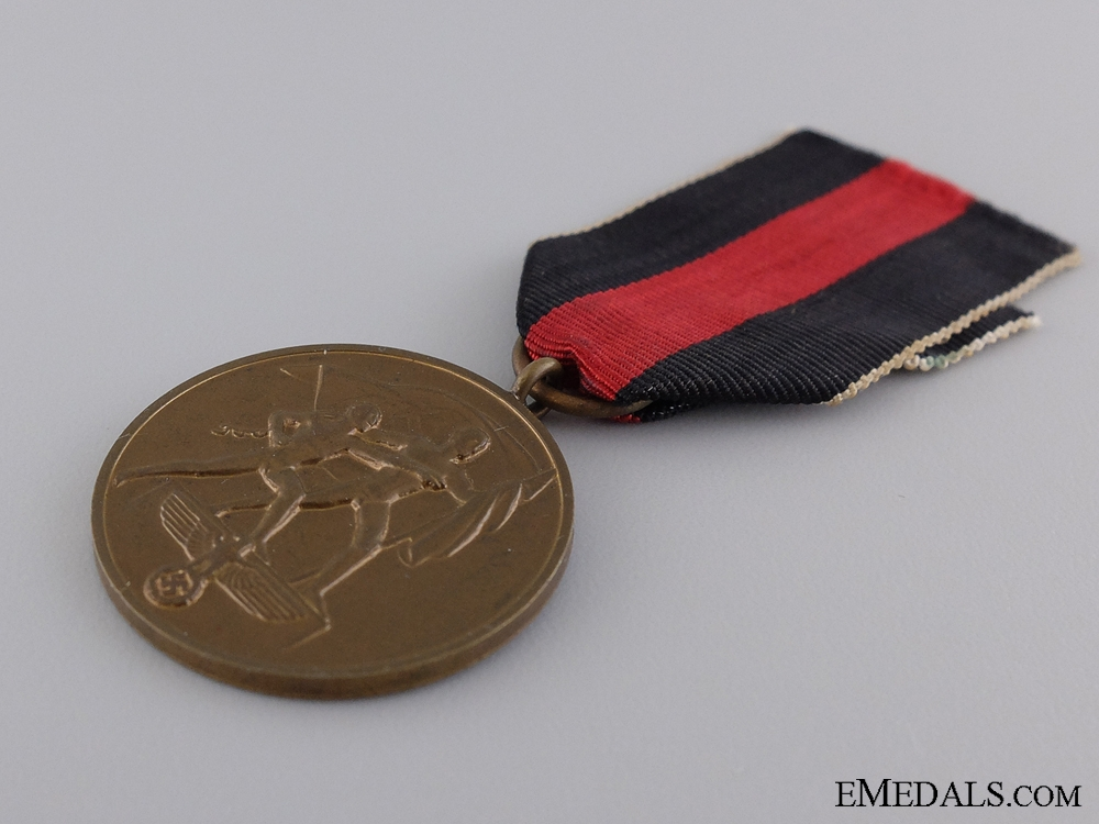 A Commemorative Medal for 1 October 1938
