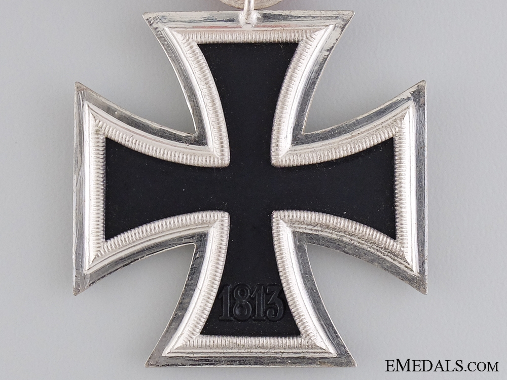 A Mint Iron Cross Second Class 1939 by Gustav Brehmer