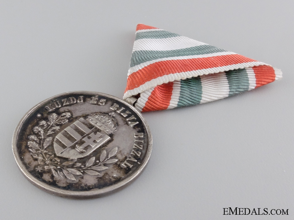 A 1905 Hungarian Gymnastics Competition Medal