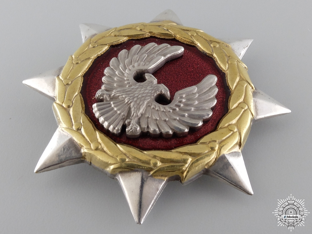 An 1991--98 Serbian Order for Bravery
