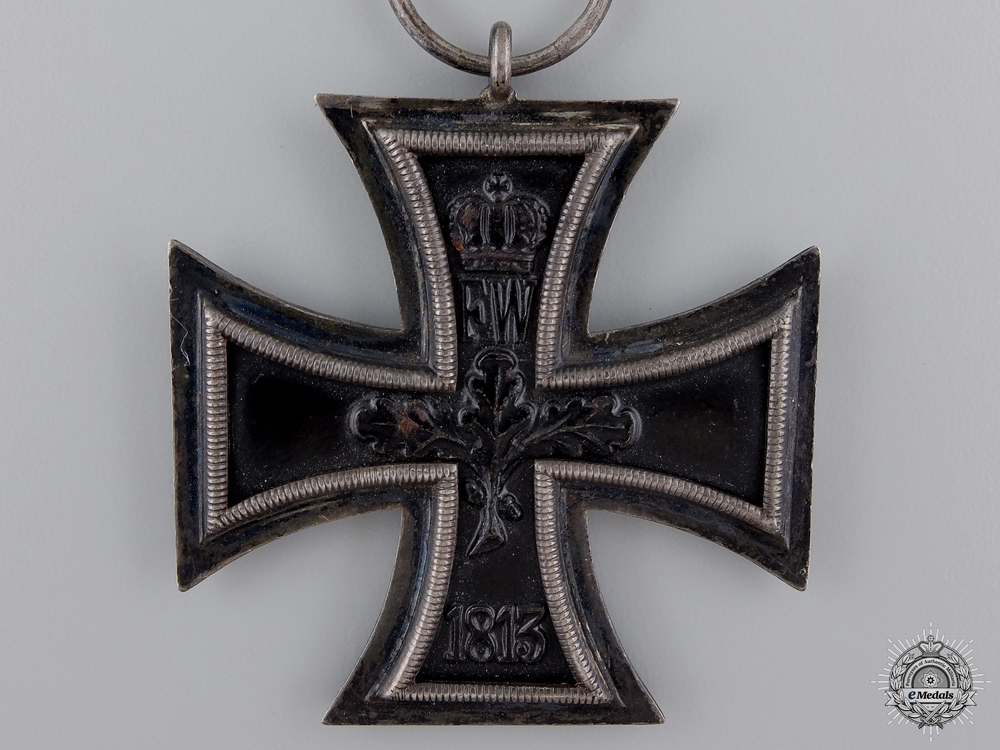 An Iron Cross Second Class 1914 by Königliche Muenzamt