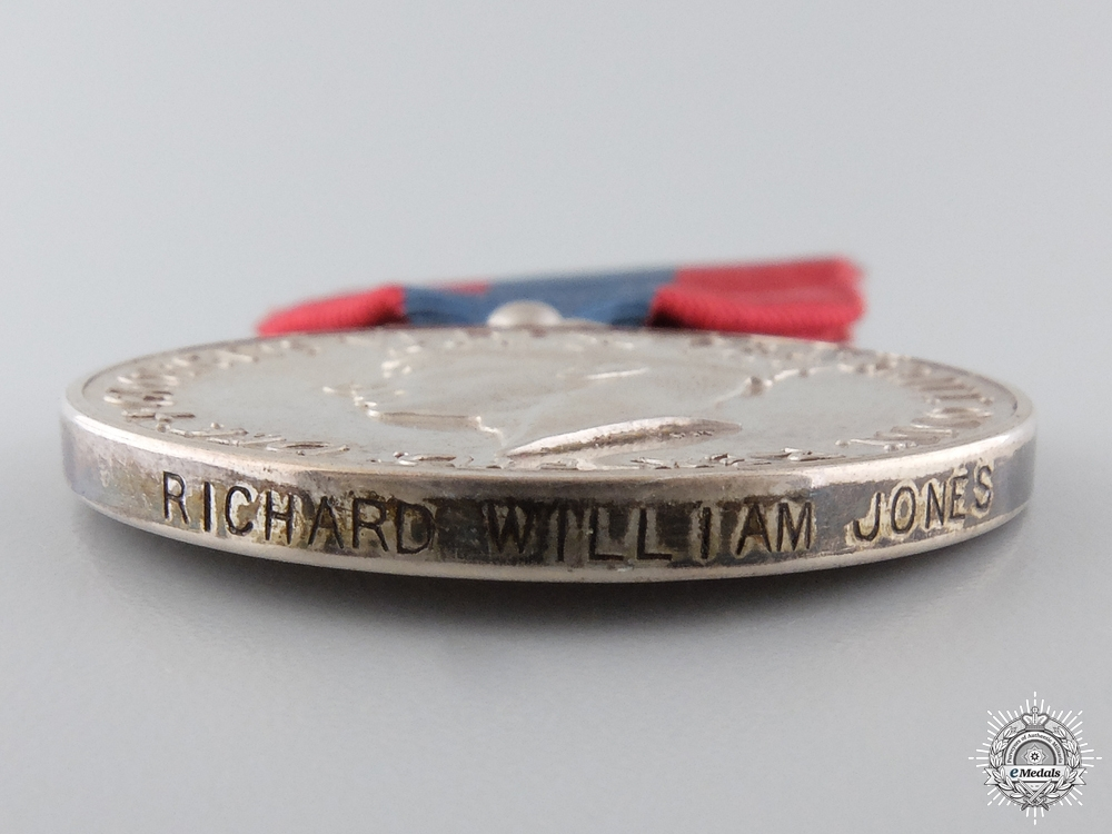 A George VI Imperial Service Medal to Richard William Jones
