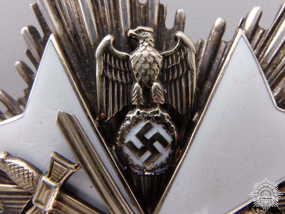 An Order of the German Eagle by Godet; 2nd Class Star