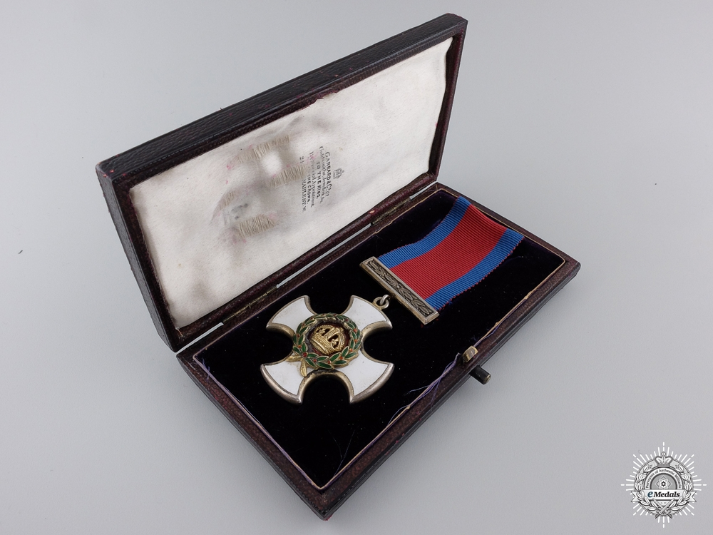 A First War George V Distinguished Service Order  Consignment 4