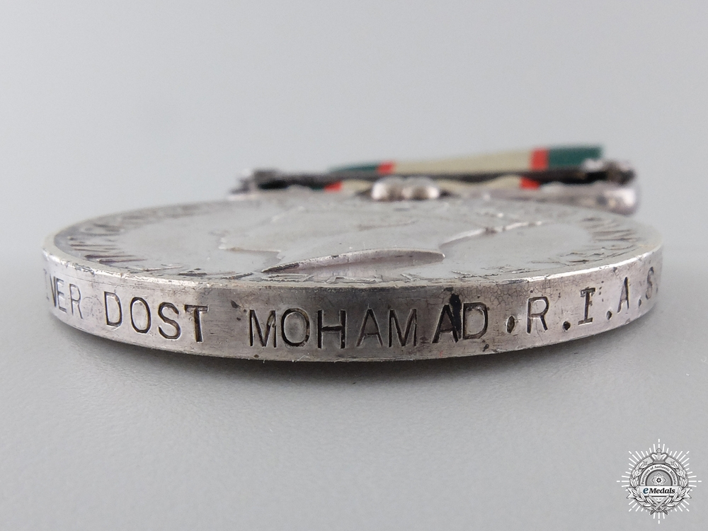An India General Service Medal 1936-39 to Driver Mohamad