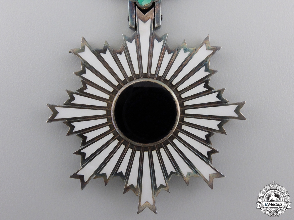 A Japanese Order of the Rising Sun; 5th Class