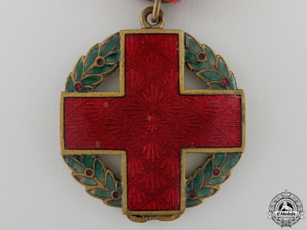 A Chilean Red Cross Decoration