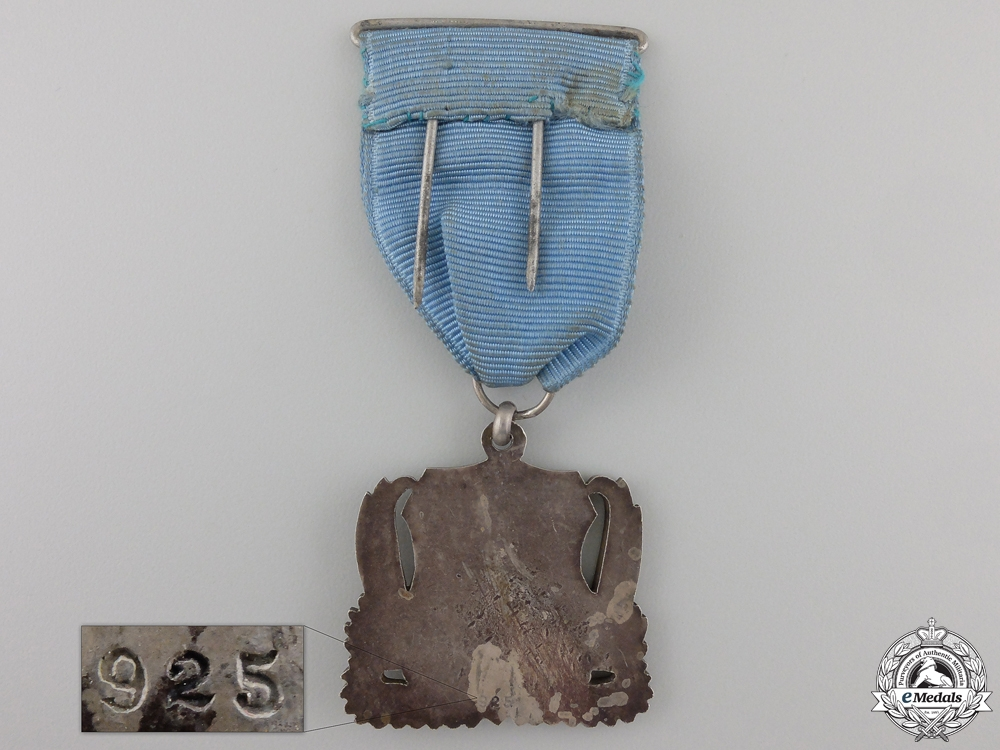 A 1948 Argentinean CAP Armed Forces Medal