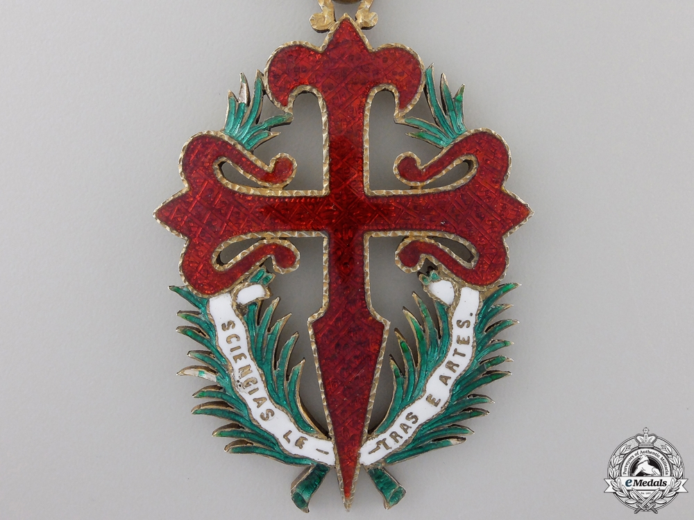A Portuguese Military Order of St. James of the Sword; Collar