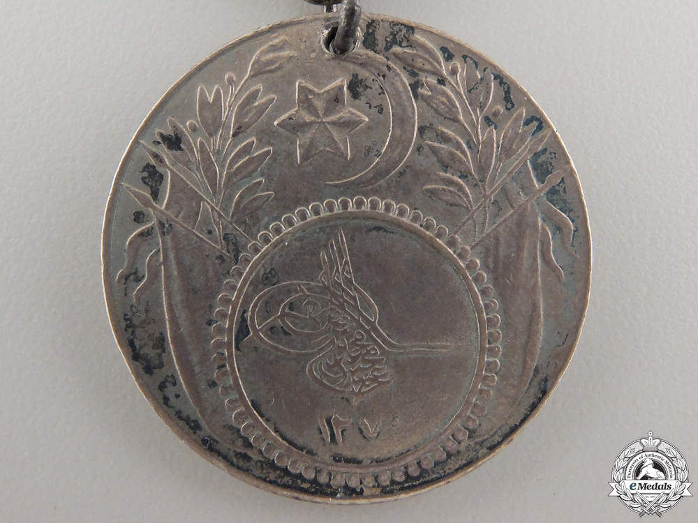 An 1853 Turkish Medal of the Order of Glory