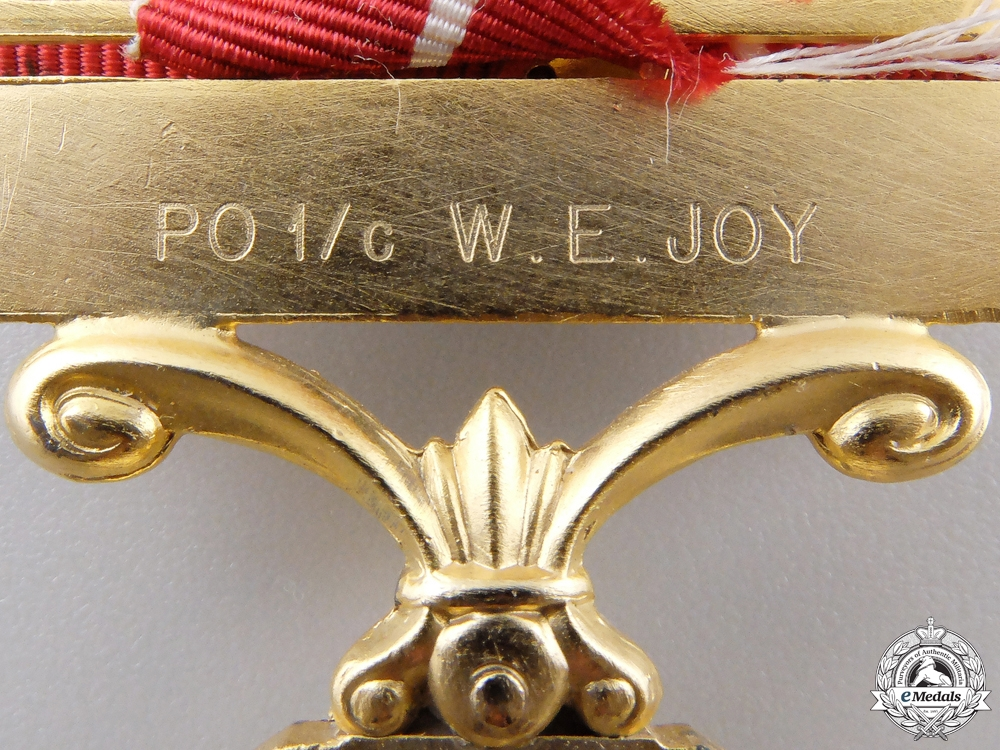 A Second War Royal Canadian Navy Medal Group