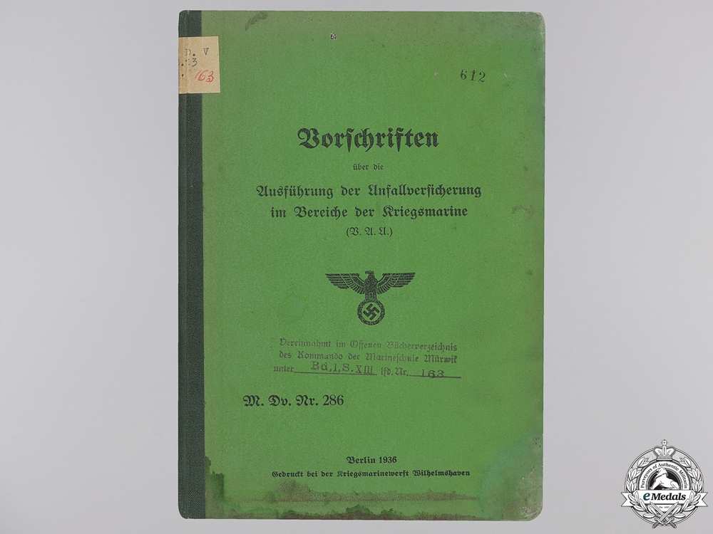 Four Second War Period German Documents