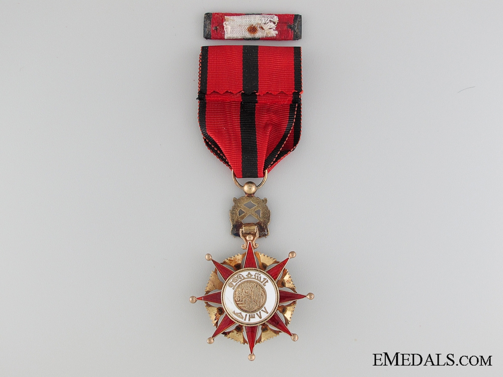 The Order of the Two Rivers; 4th Class