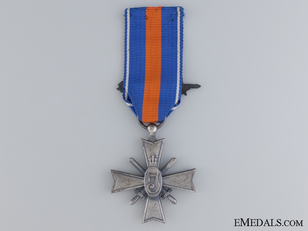 Dutch Cross for Right and Freedom