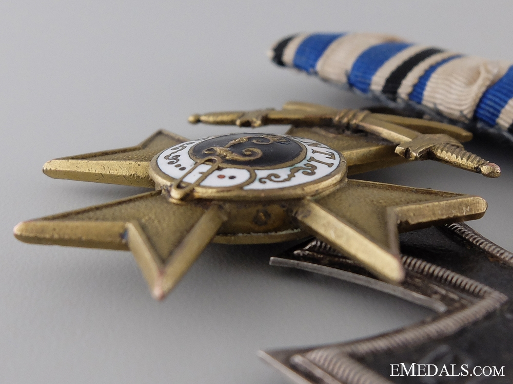 A First War German Imperial Group of Three Awards
