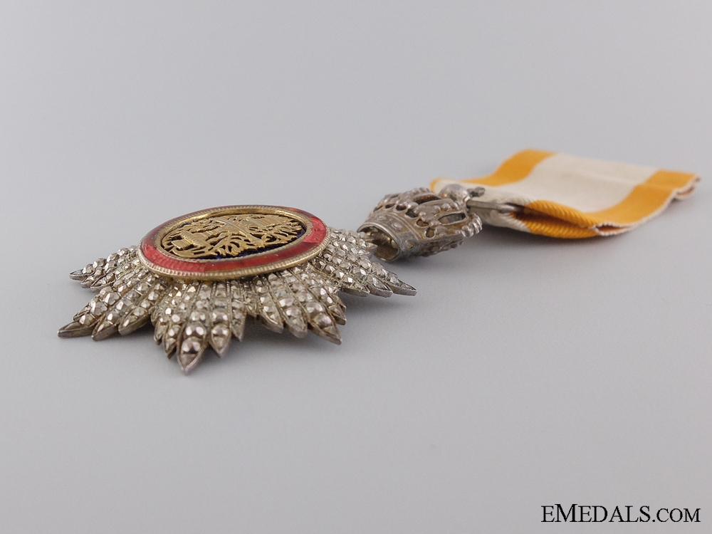 The Order of Cambodia; Knight