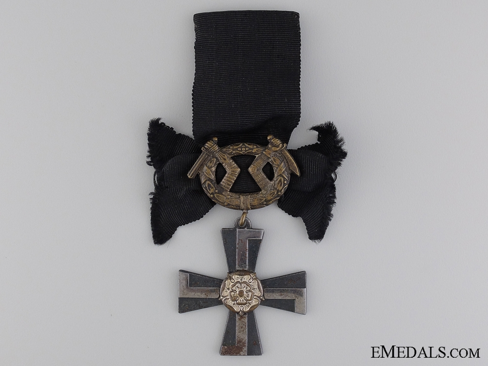 A Finish Order of the Cross of Liberty; Fourth Class