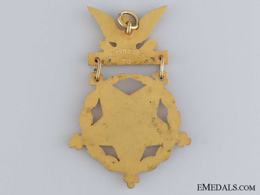A Second War Period American Army Medal of Honor 1944-1964