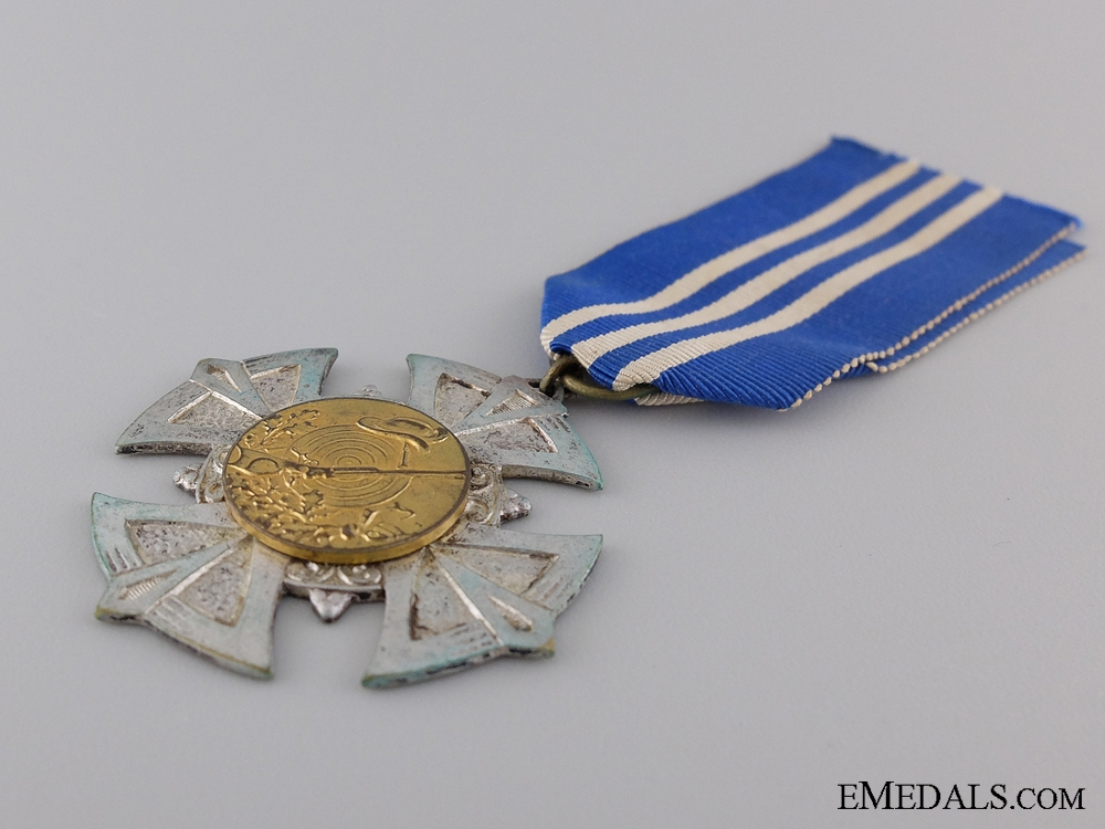 A 1931 Weimar Republic First Place Shooting Medal