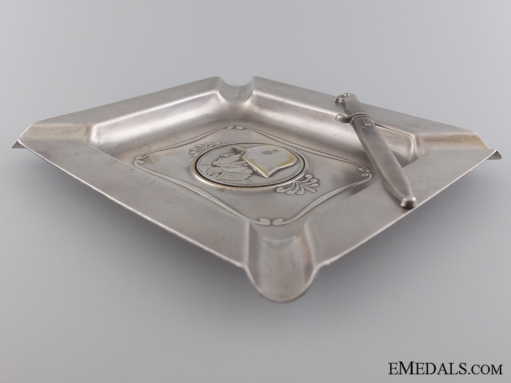 A Second War Period Army (Heer) Commemorative Tray