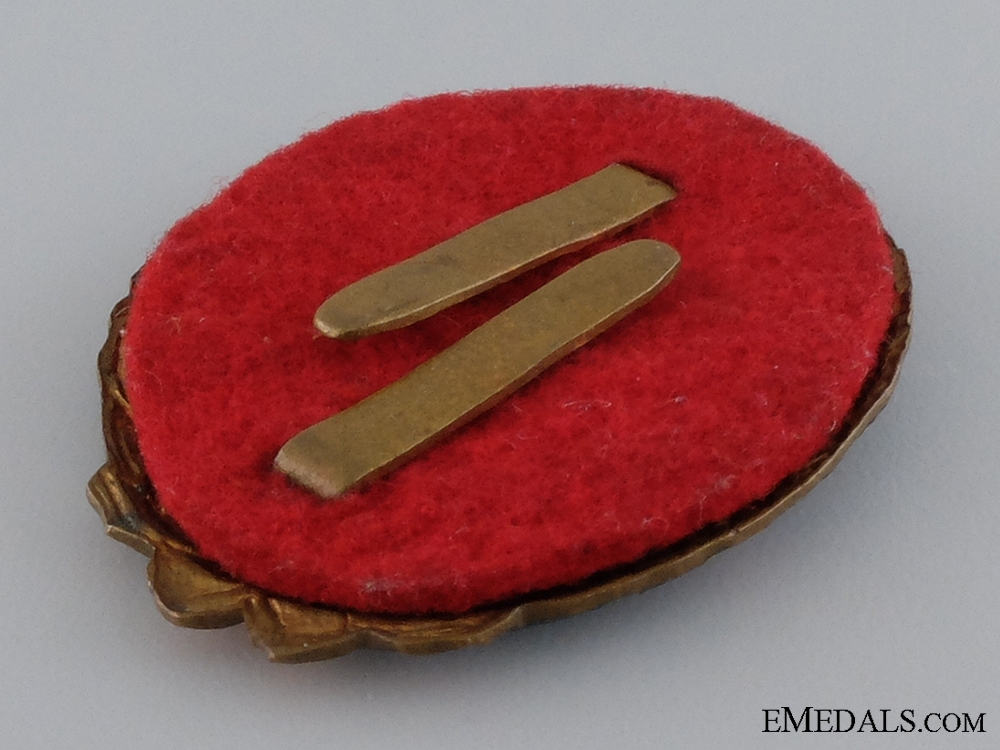 A WWII Hungarian Officers Combat Badge