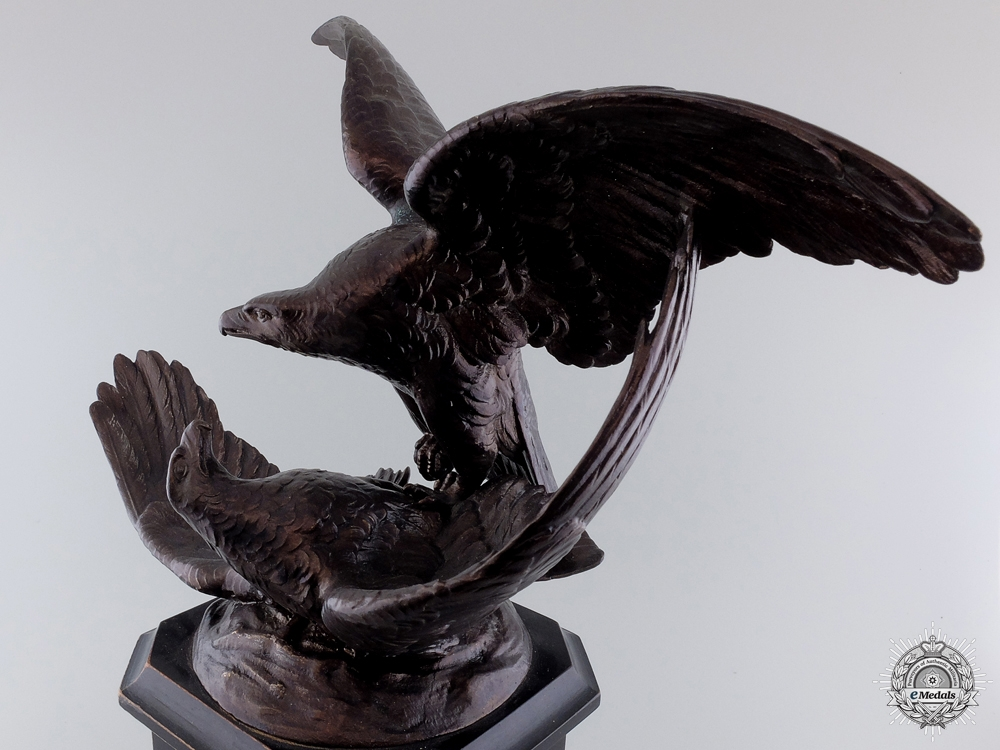 An Honour Prize for Naval Flyers to II Fighter Squadron