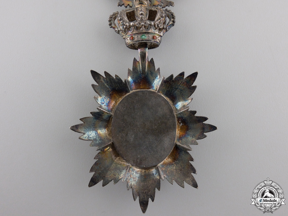 A French Colonial Order of the Dragon of Annam