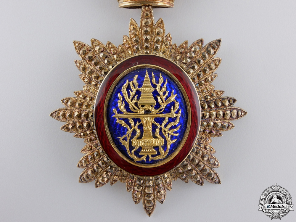 A French Made Royal Order of Cambodia; Commander
