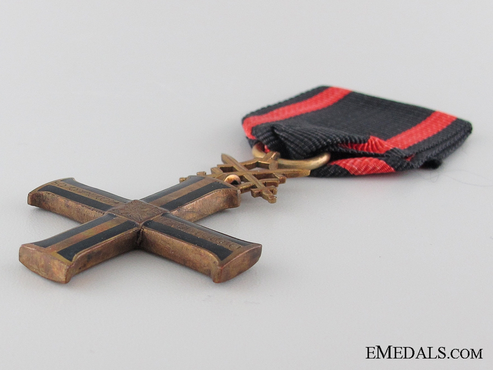 Polish Independence Cross with Swords