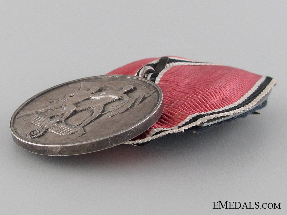 Commemorative Medal 13 March 1938