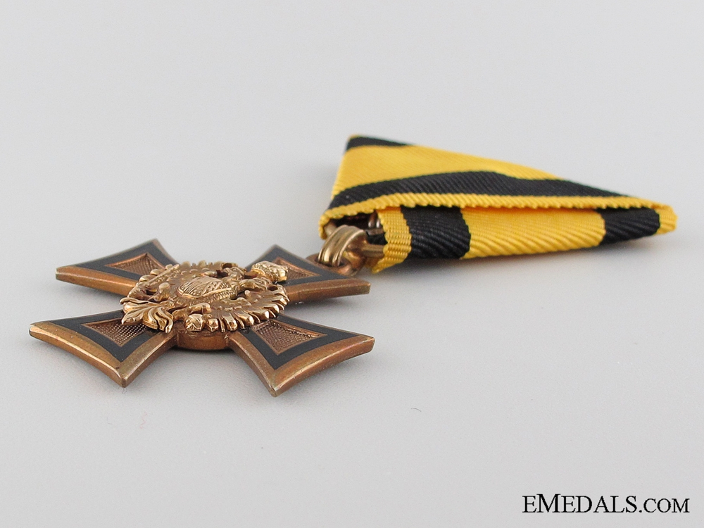Long Service Cross 2nd. Cl, for 35/40 Years