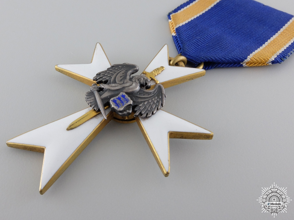 An Estonian Honour Decoration of the Home Defence Corps