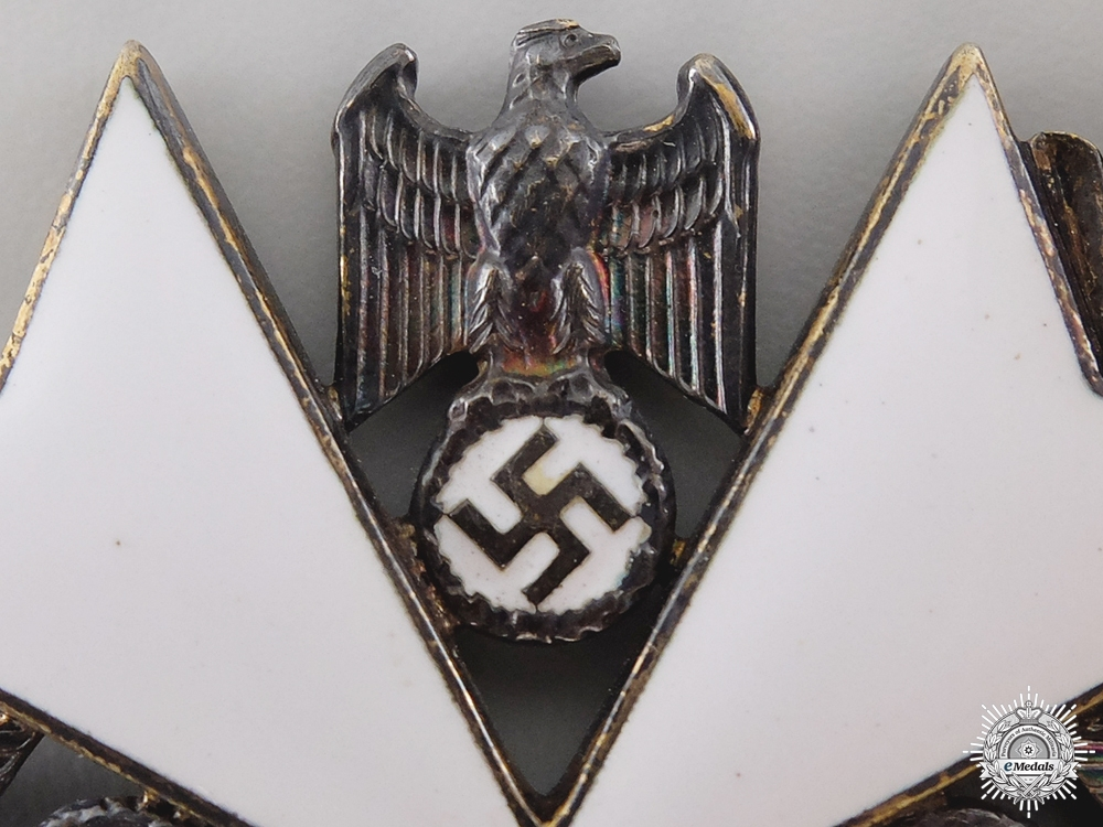 A German Eagle Order; First Class by Godet, Berlin