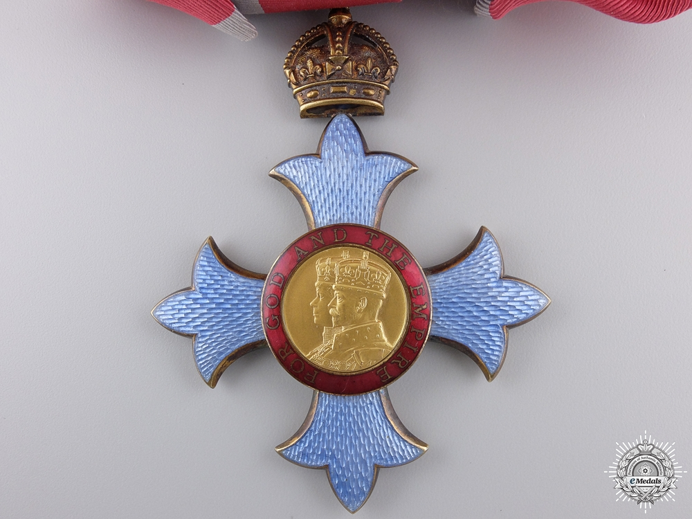 A Most Excellent Order of the British Empire; Knight Grand Cross (GBE
