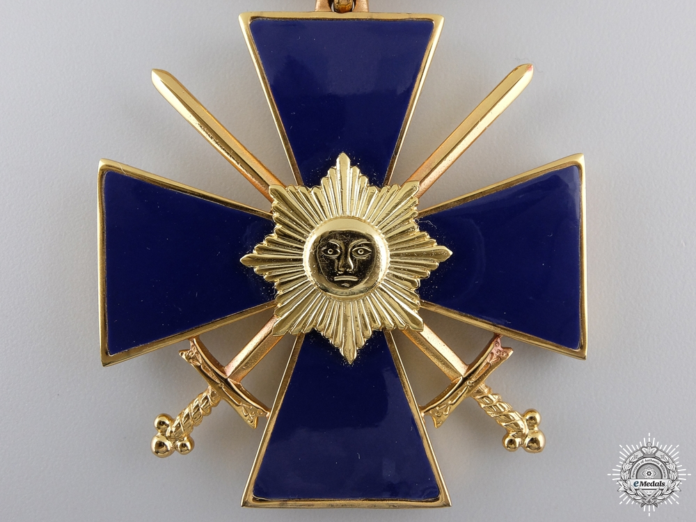 A Venezuelan Order of Military Merit; Commander by N.S.Meyer NY