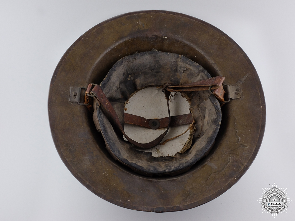 A First War Mark II Canadian Engineers Helmet  Consignment #4