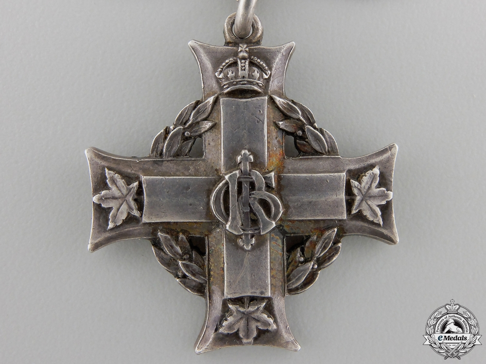 A Memorial Cross to the 26th Infantry; KIA at the Battle of Amiens