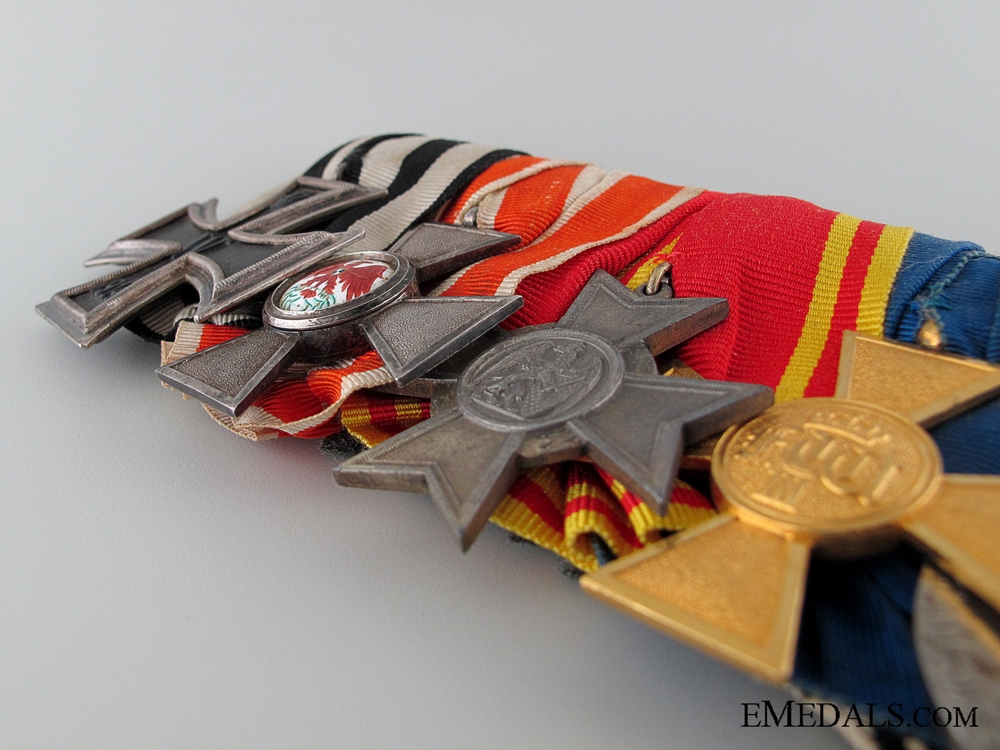 The Awards & Documents Group to Major Koepke