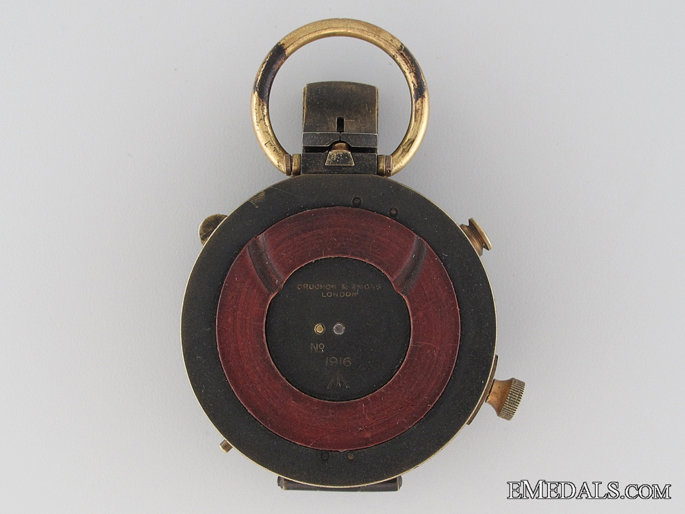 WWI 1916 British Officer's Compass