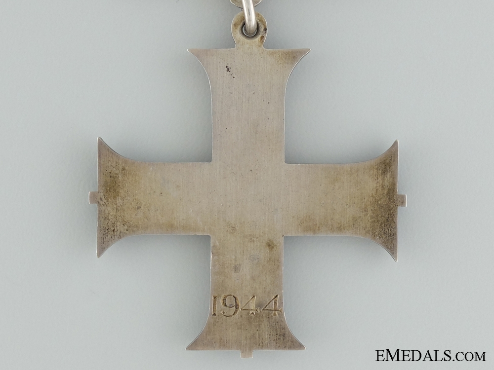 A Second War 1944 Dated Military Cross