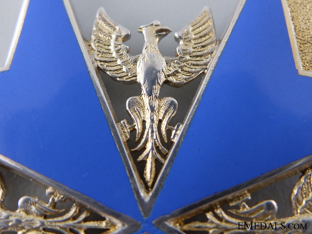 A Prussian Order of Pour-le-Merite by Rothe c.1925-30