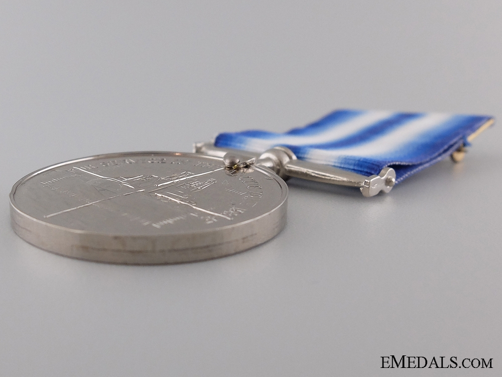 A British WWII Arctic Campaign Medal with Case