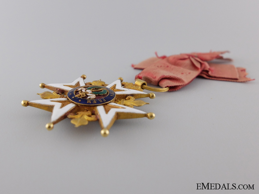 An Early 19th Century Order of St. Louis; Knight's Cross