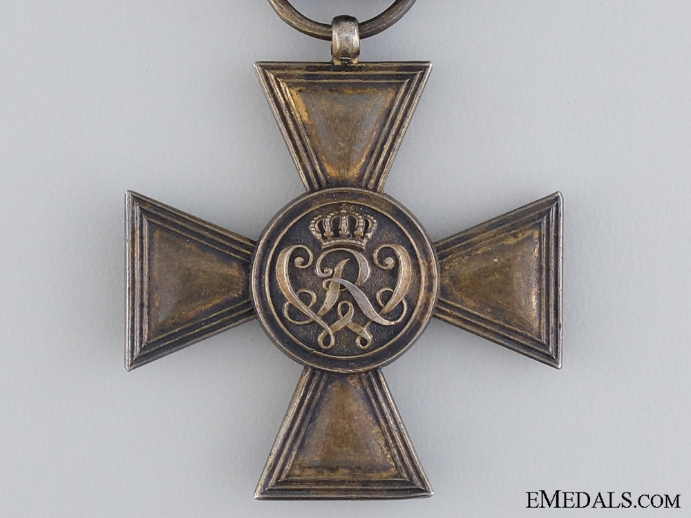 A Golden Military Merit Cross by Wagner to a Serving Priest